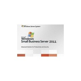 SMALL BUSINESS SERVER 2011 STANDARD 64 BIT 5 UTILISATEURS OEM