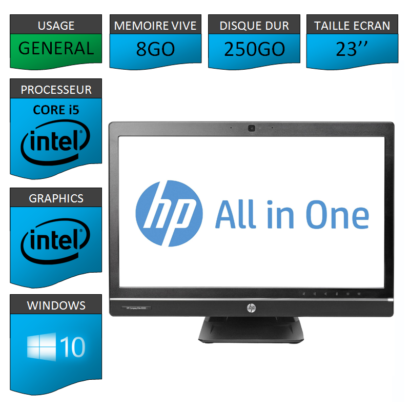HP all in one