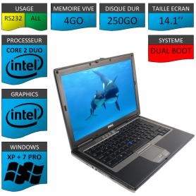 Dual Boot Windows XP + Windows 7 Pro 32 Portable DELL