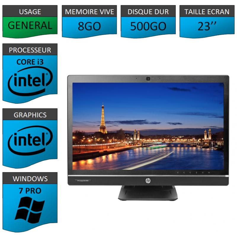 PC tout en un Windows 7
