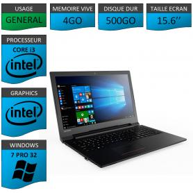 Portable Neuf Windows 7 Pro 32 bits
