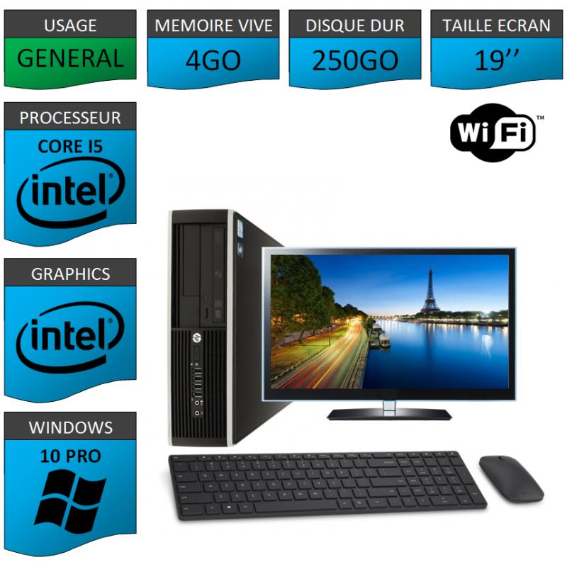 PC HP WIFI