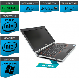 Location pc portable