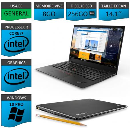 Lenovo X1 Carbon Windows 10 Pro