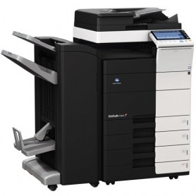KONICA MINOLTA BIZHUB C554 FINISHER