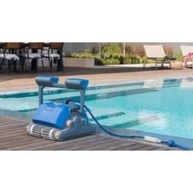 location robot piscine