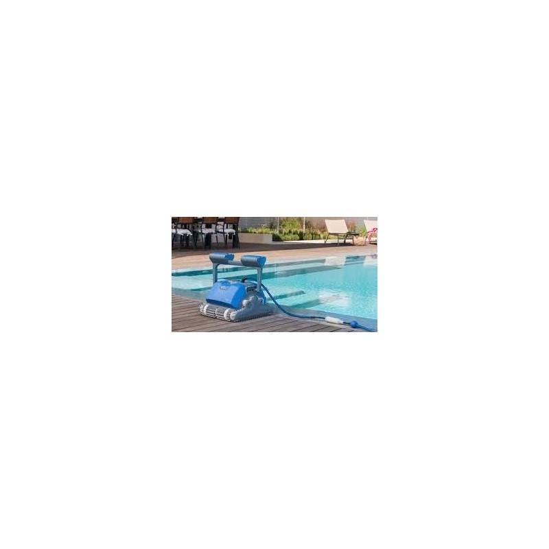 location robot piscine