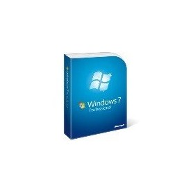 WINDOWS 7 PRO 64BIT BOITE