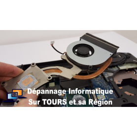Depannage informatique tours