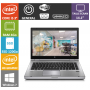 Hp elitebook i5 4Go 120SSD Windows 7 Pro
