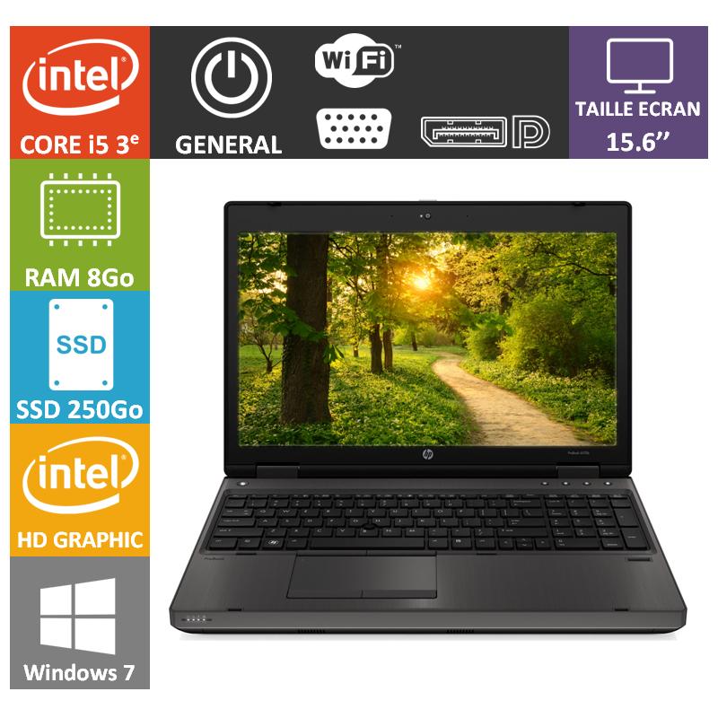 HP Probook 6570b - www.portables.org