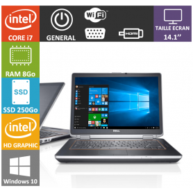 Ordinateur Portable i7