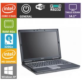 Ordinateur Portable Windows XP Pro Port Serie 320 Go disque dur