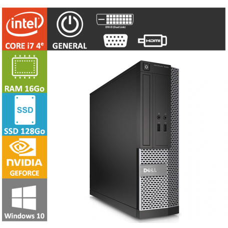PC DELL i7