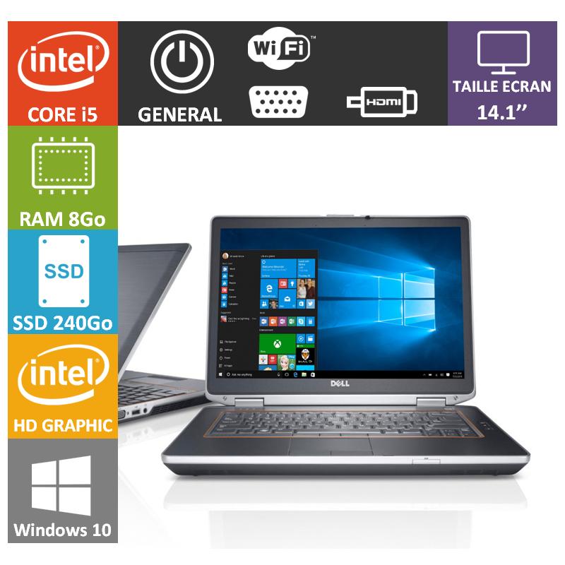 ordinateur portable i5 8go ram