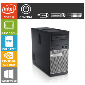 Dell Optiplex GTX 1050