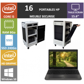 Classe Mobile 16 Ordinateurs Portables 15.6'' HP