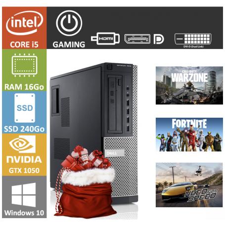 PC Gamer DELL GTX 1050 Core i5