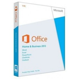 OFFICE 2013 Famille et Petite Entreprise - Home And Business