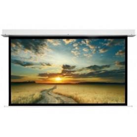 Ecran électr encastr pour faux-plafond integra 4:3 220 x 168