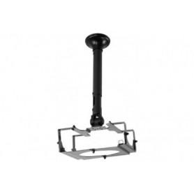 Support plafond vidéoprojecteur caisson - Avec bras 47,5cm