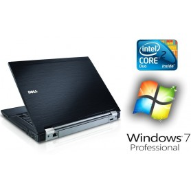 Portable Dell Intel Core 2 Duo 4Go Windows 7 Pro 64 bits