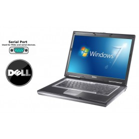 DELL LATITUDE 2Go 80Go PORT SERIE NATIF Windows 7 Pro 32Bits