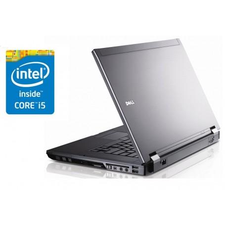 Lot 50 Portables Dell Intel Core i5 4 Coeurs Windows 7 Pro 64 bits