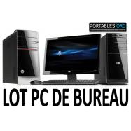 Lot pc - Lot Informatique