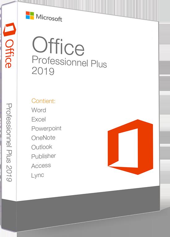 location ordinateur portable office pro 2019